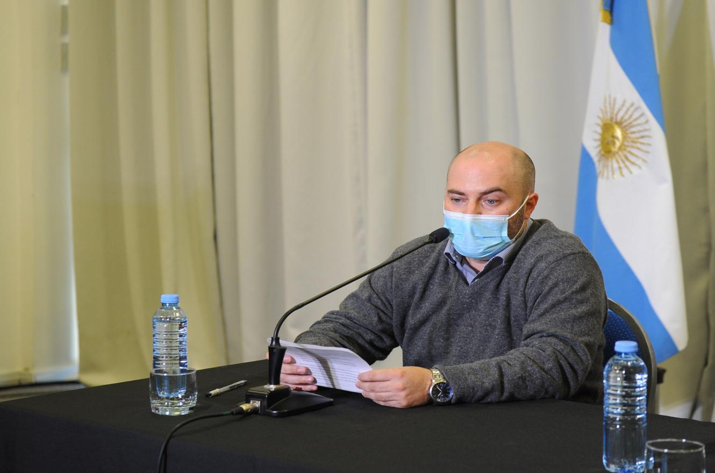 subsecretario de Redes Integradas de Servicios de Salud, Marcos Bachetti