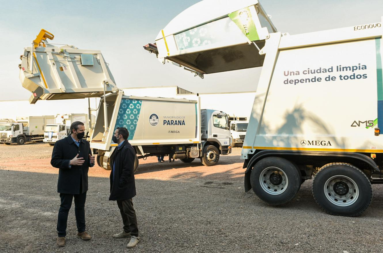 Bahl recolección de residuos