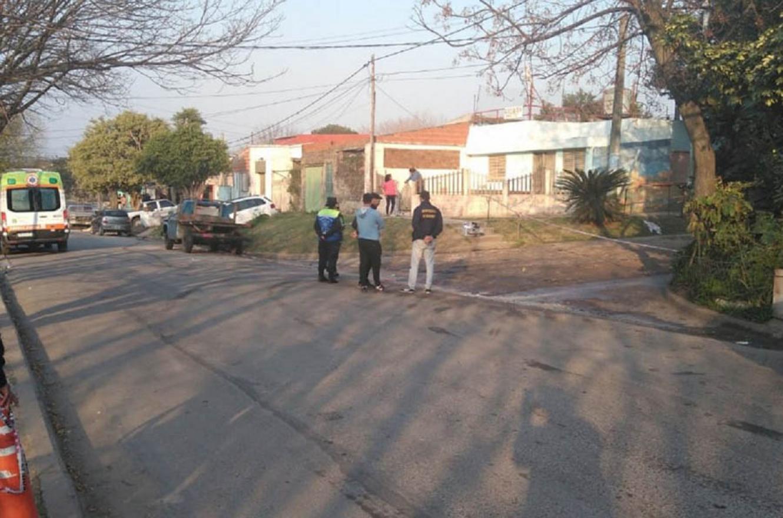 Balacera en el barrio La Floresta de Paraná. Hay un herido grave internado en el hospital San Martín y un adolescente detenido acusado del crimen.