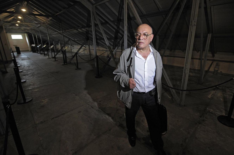 Víctor Basterra en la ESMA