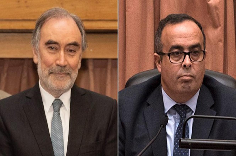 Bruglia y Bertuzzi se reincorporaron a la Cámara Federal después del fallo de la Corte