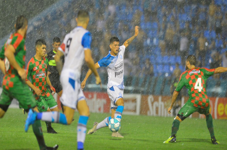 """El entrerriano Estigarribia debutó en Belgrano de Córdoba con """"sensaciones encontradas"""""""
