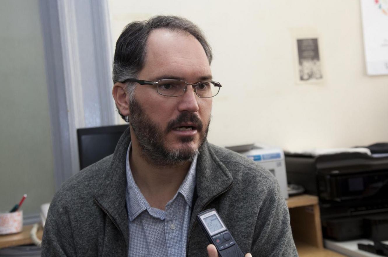 Imagen de archivo del titular del área de Salud Mental de la Provincia, Carlos Berbara.