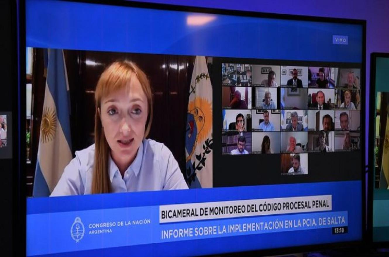 Comisión Bicameral de Monitoreo e Implementación del Código Procesal Penal Federal