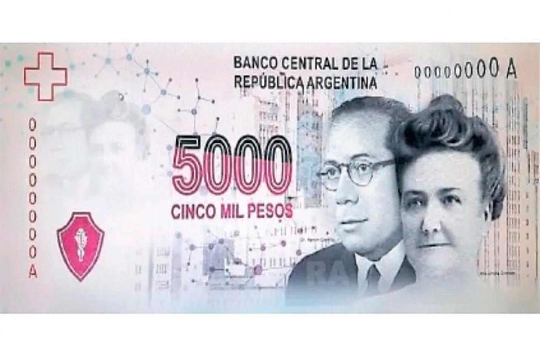 billete 5.000 pesos