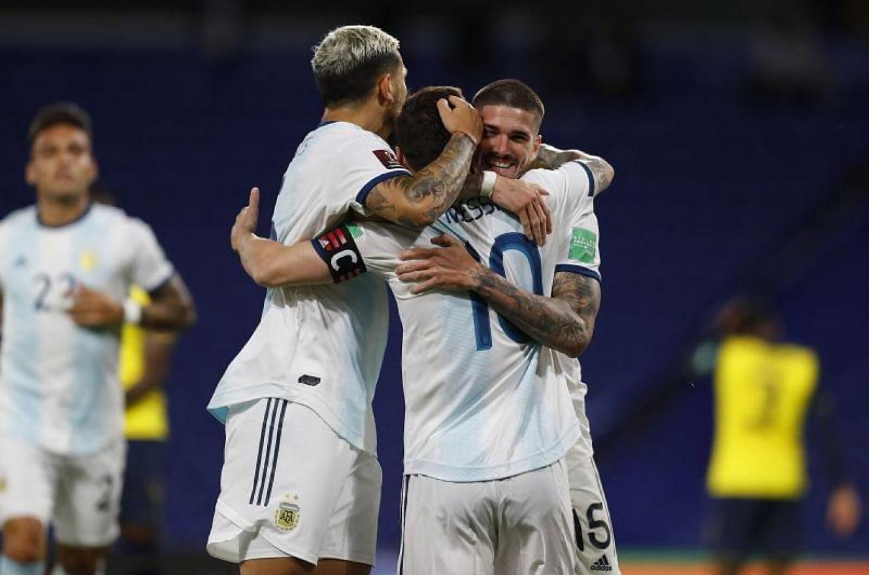 Las Eliminatorias Sudamericanas se reanudarán en junio, antes de la Copa América