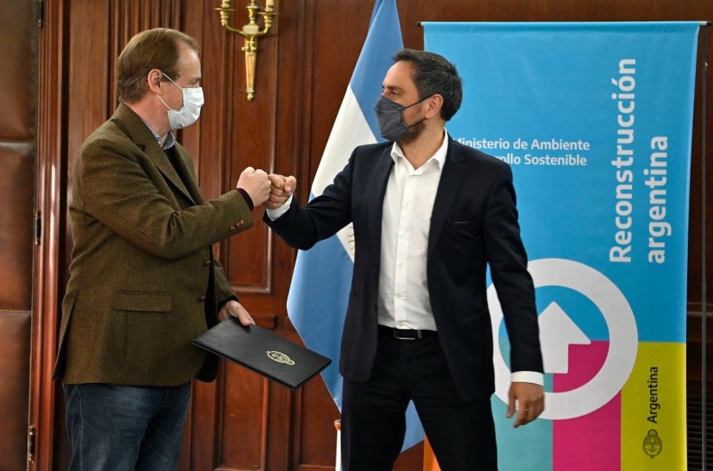 Acuerdan con Uruguay un proyecto para garantizar la sostenibilidad ambiental del río