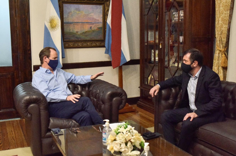 Impulsan la transferencia automática las regalías de Salto Grande a la provincia