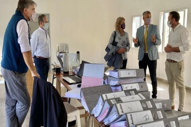 El Tribunal de Cuentas auditó el municipio de Pueblo Brugo