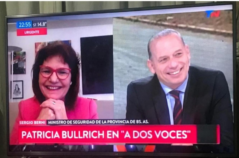 Bullrich y Berni