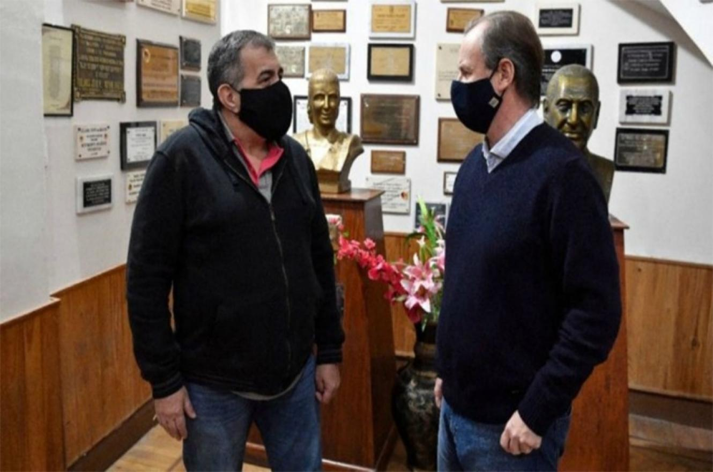Desde el Consejo provincial del PJ, José Cáceres, lamentó las críticas de la UCR y defendió la gestión de Gustavo Bordet frente a la pandemia por el Covid-19.
