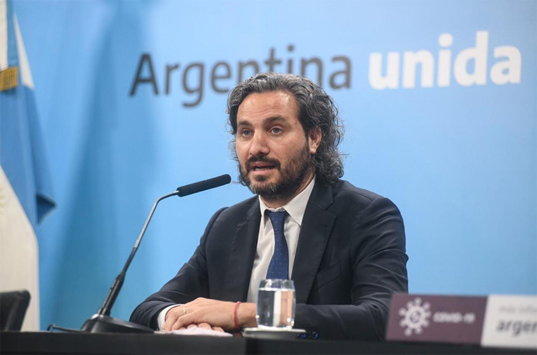 Santiago Cafiero destacó la puesta en valor de la Tarjeta Alimentar.