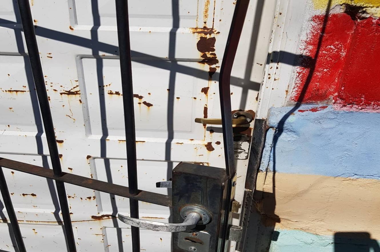 robo calesita Puerto de Paraná