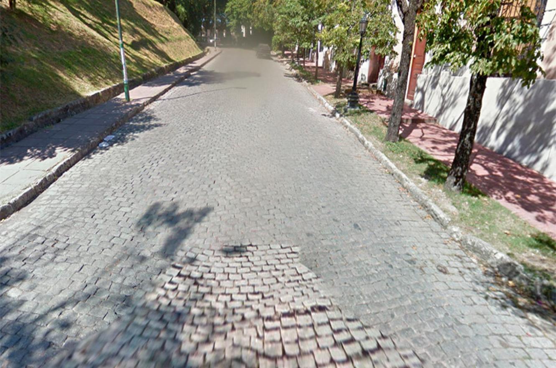 calle Bajada Los Vascos