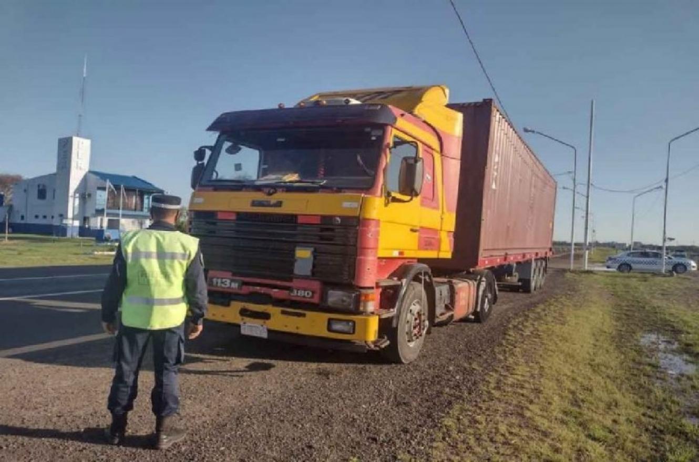 Detuvieron a un camionero por el accidente en el que falleció una mujer de 86 años