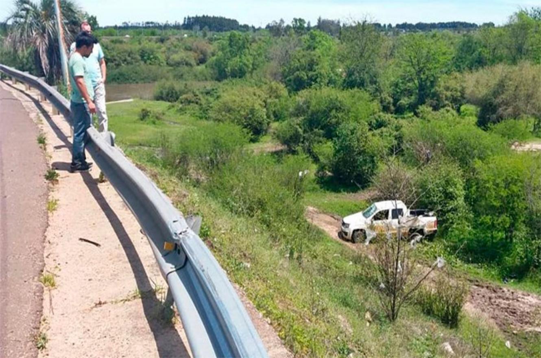 camioneta puente