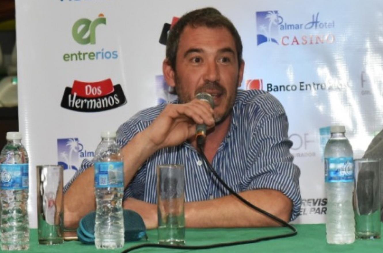 """""""Todos los que queremos al club debemos poner el pecho"""", solicitó Cristian Cañete"""
