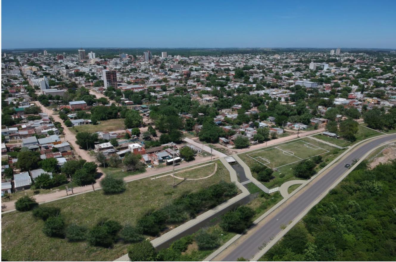 Barrio Cantera 25 Concepción del Uruguay