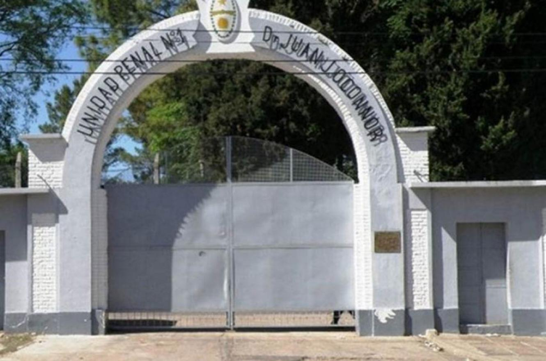 cárcel de Paraná