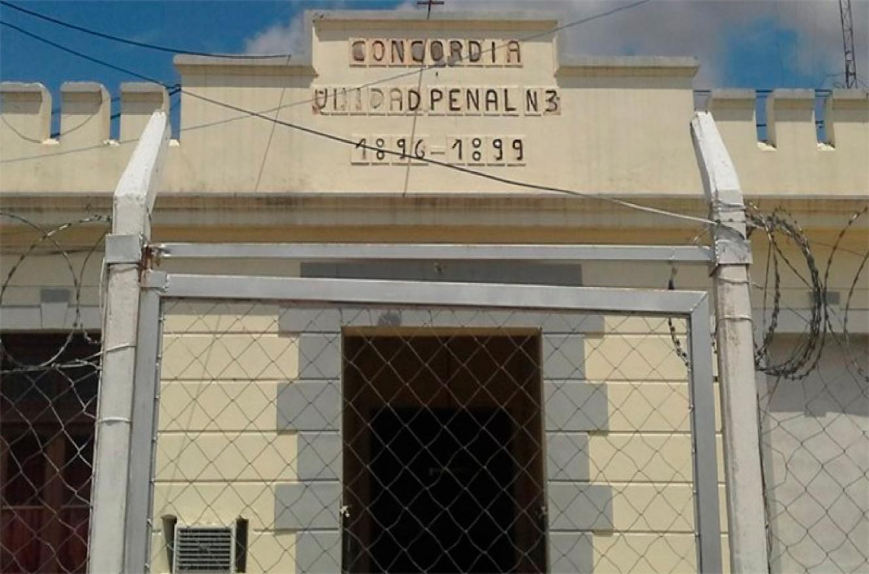 cárcel de Concordia