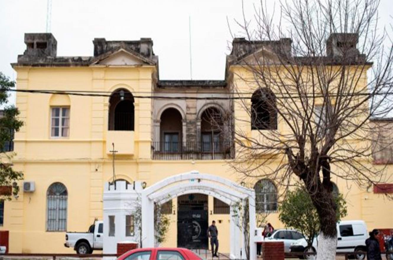 cárcel de Gualeguaychú
