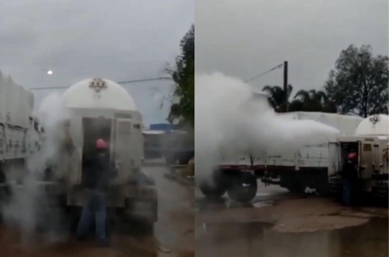 Descartaron oxígeno con destino a Corrientes por el corte en Concordia