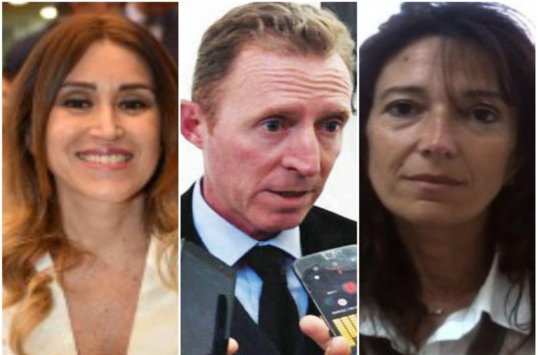 Bruzzo, Perroud y Giorgio obtuvieron los mejores puntajes tras las pruebas de oposición
