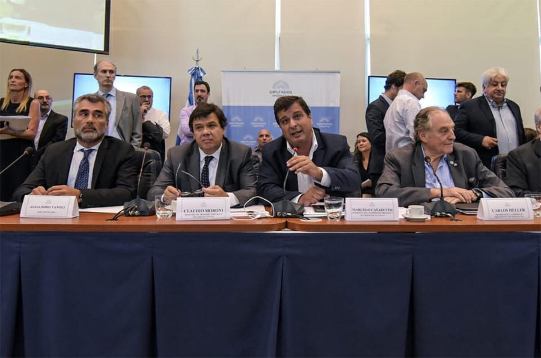 Marcelo Casaretto adelantó que se inscribieron cinco millones de personas en el Ingreso Familiar de Emergencia.