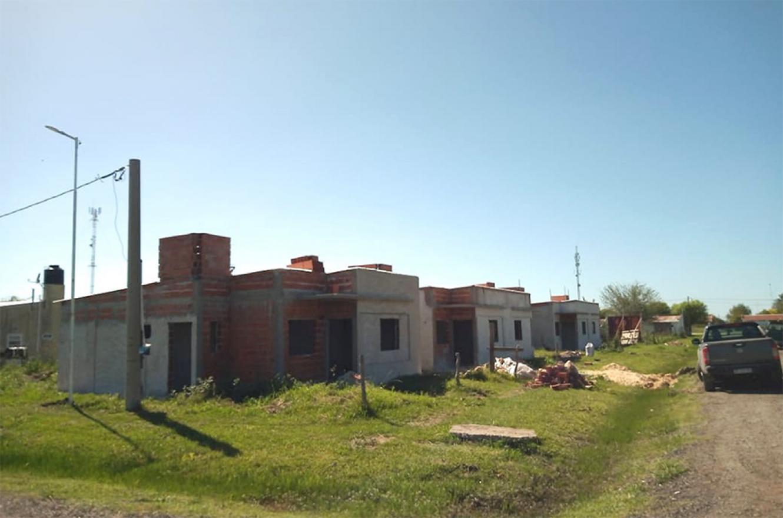 Son cinco las viviendas que se están construyendo en El Pingo por parte del IAPV.
