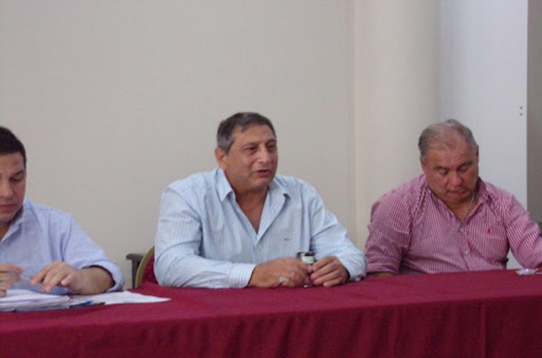 """Casis dijo que propondrán """"parar todos los torneos"""" de la Federación Entrerriana de Fútbol"""