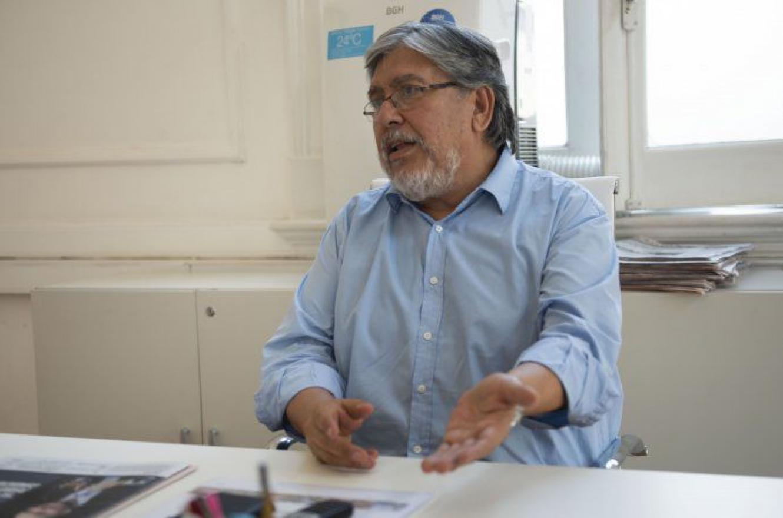 """El """"Chino"""" Navarro cuestionó a los funcionarios que pusieron a disposición su renuncia"""