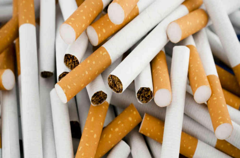 Importación de cigarrillos.