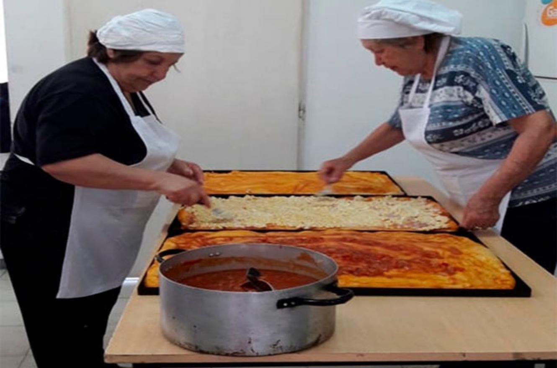 cocineras asistencia social