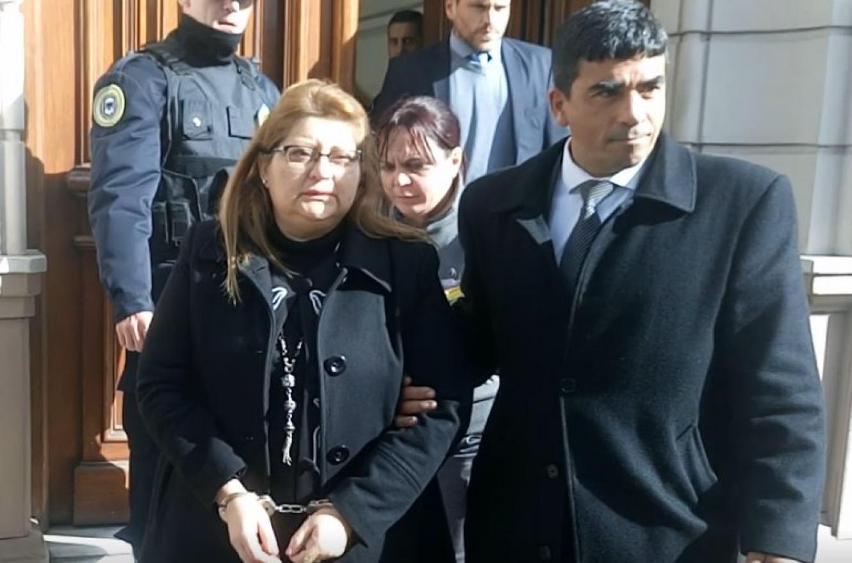 Boris Cohen con Griselda Bordeira