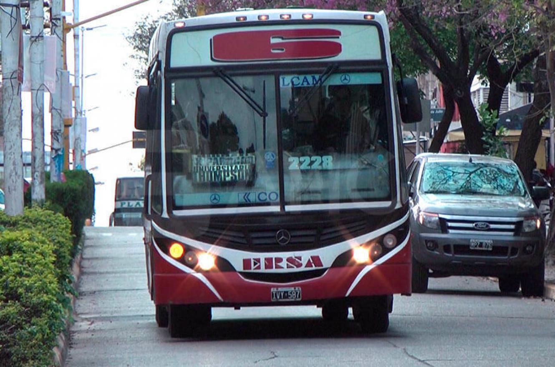 colectivo de Paraná