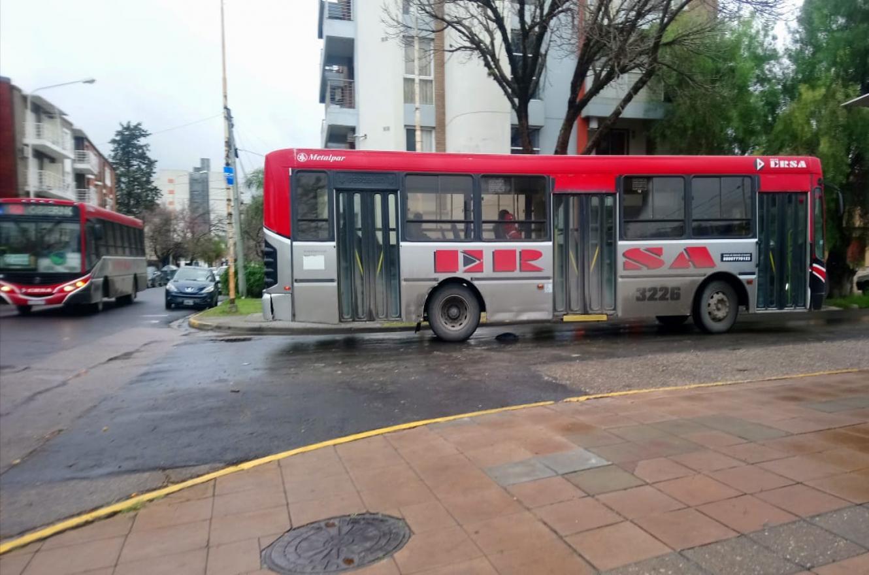 Retoman el servicio de transporte urbano en Paraná