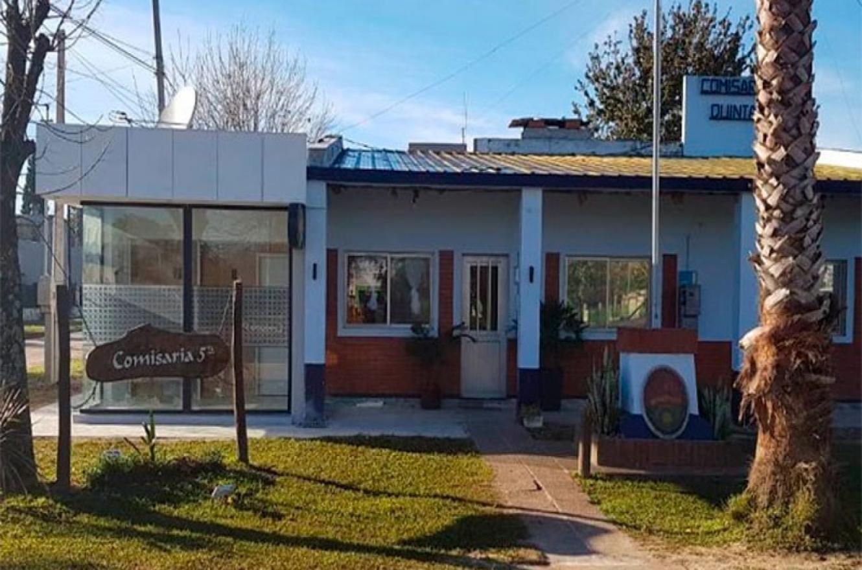 comisaría Pueblo Belgrano