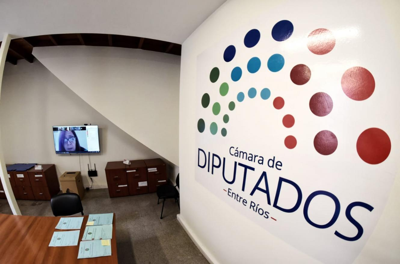 Habrá reuniones virtuales de comisiones de Diputados