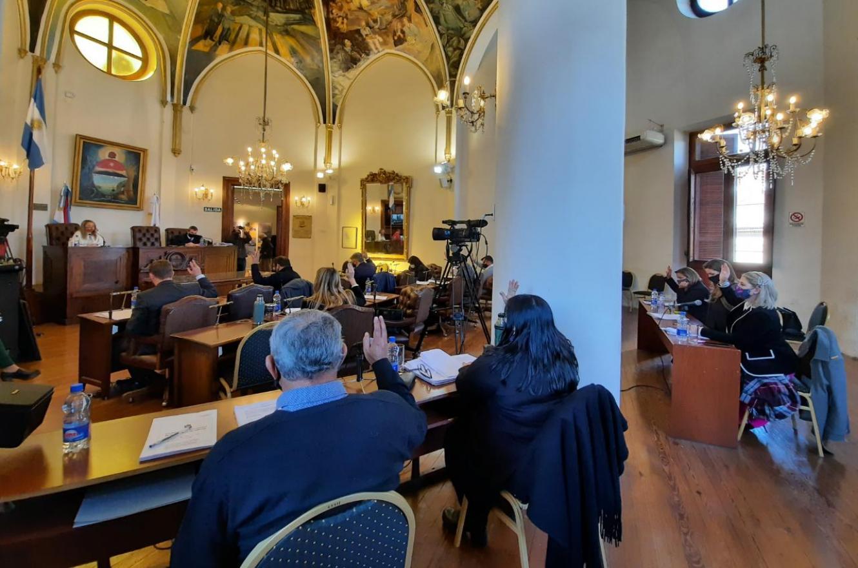 El Concejo Deliberante aprobó el relanzamiento del Presupuesto Participativo