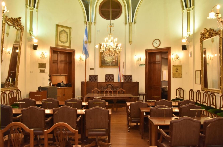 El Concejo Deliberante de Paraná extendió el asueto hasta el 12 de abril