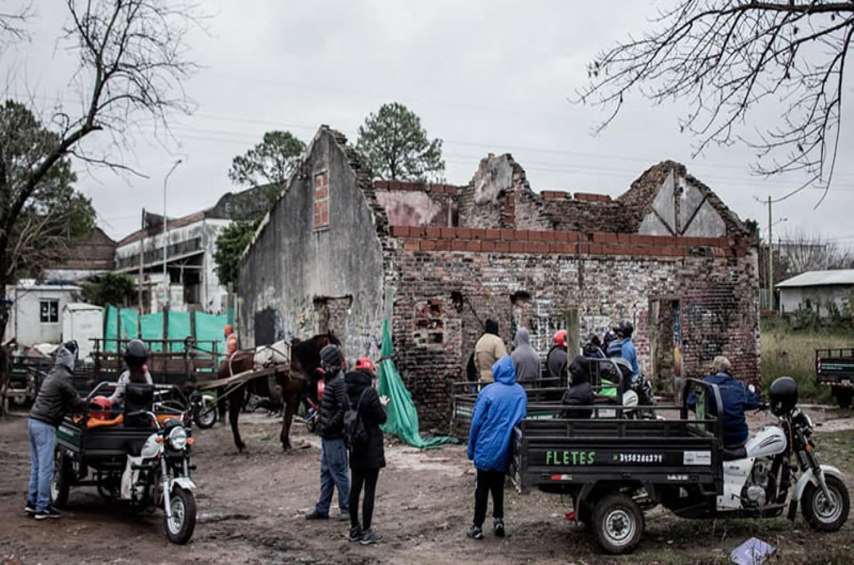 recicladores Punto Limpio Concordia (Foto: diario El Sol)