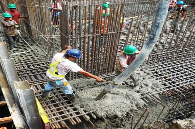 La construcción, entre las bajas más significativas