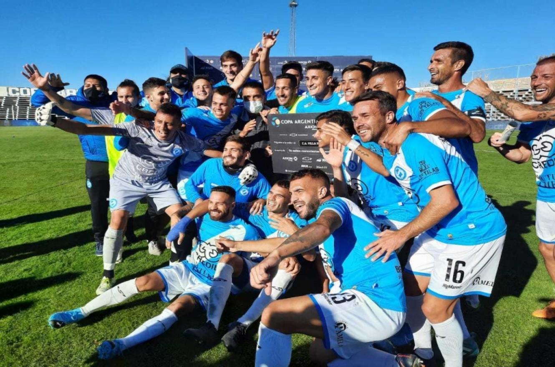 Villa San Carlos será rival de Patronato en los octavos de final de la Copa Argentina