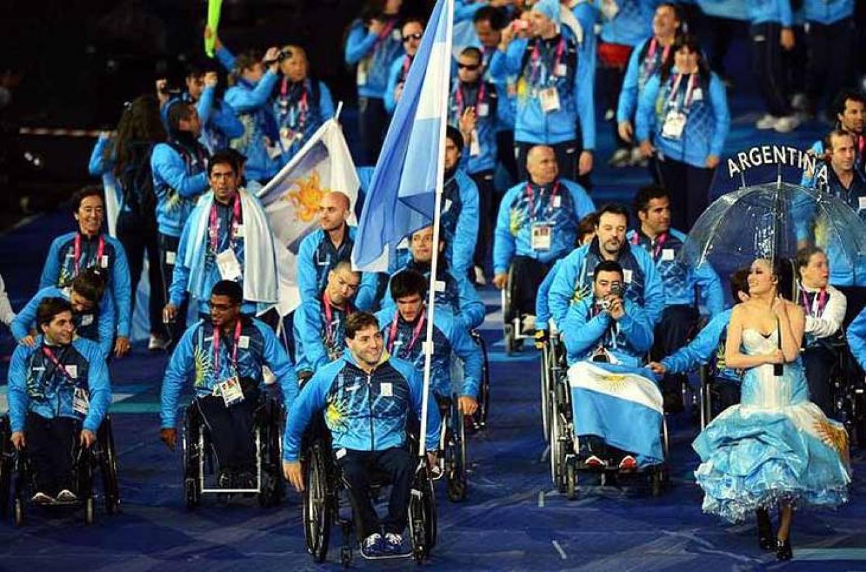 Los deportistas paralímpicos reclamaron por la normalización del Copar
