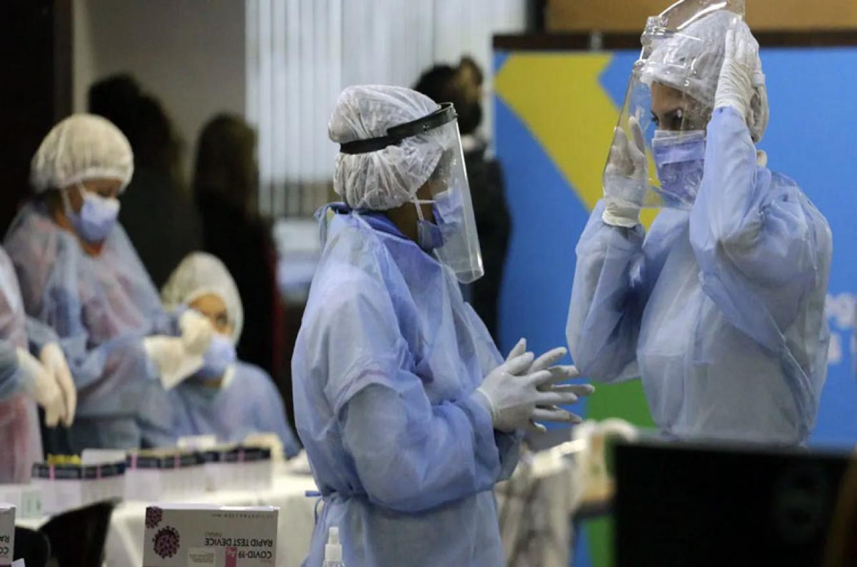 Suman 112.511 los fallecidos y 5.203.802 los contagiados con coronavirus en Argentina, desde el inicio de la pandemia.