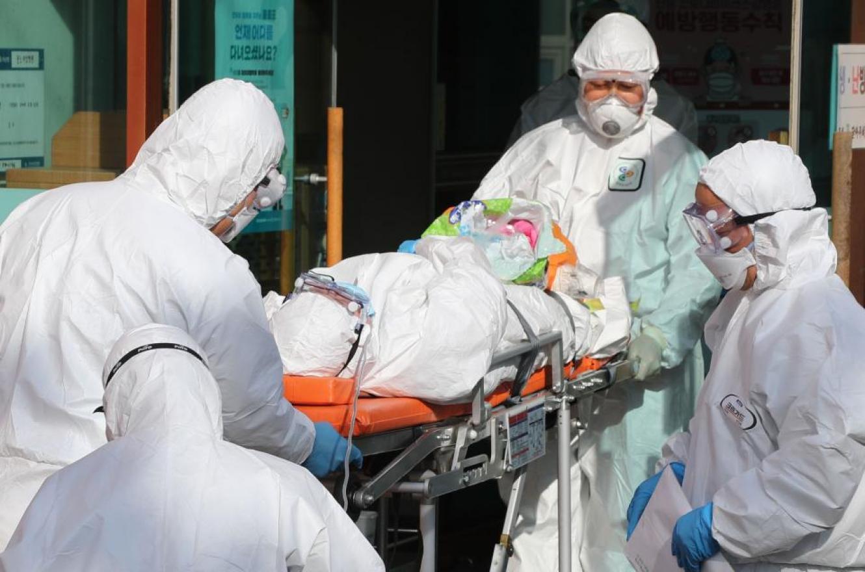 coronavirus enfermo