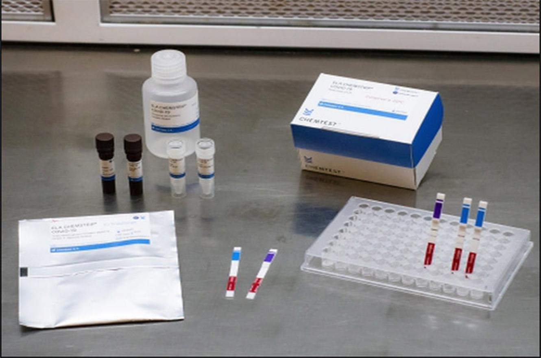 coronavirus kit nuevo