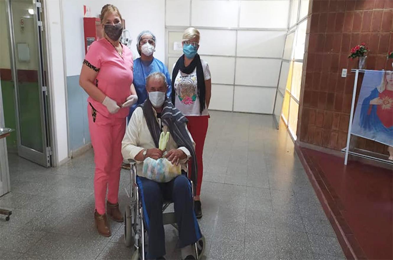 coronavirus paciente recuperado Federación