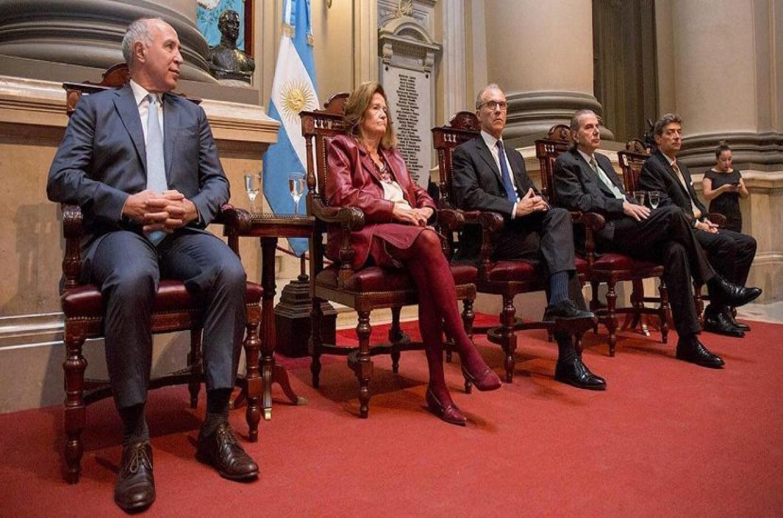 La Corte respondió a las críticas de Alberto Fernández por la aplicación de la Ley Micaela