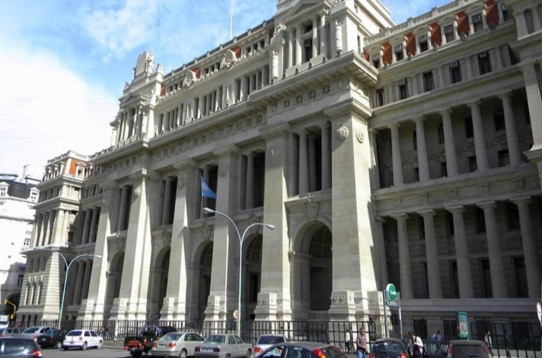 edificio de la Corte Suprema